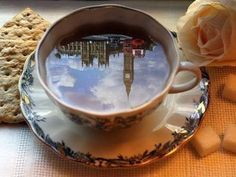 Are you brewing something special...Like a getaway to London?