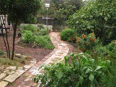 Edible landscaping // Renee's new blog