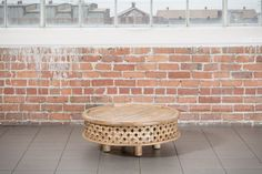 Rental piece: The Thirn. Moroccan Coffee Table. A low Moroccan coffee table made from Mango wood. Pair up with the matching Tavera side table.  The Thirn is also available as part of The Whistow lounge package.