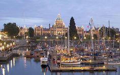 Restored Boats in Victoria BC