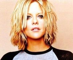What Ever Happened To Meg Ryan? Good question, cool haircut.