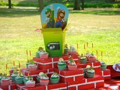 Nic's Days: Super Mario Brothers Party