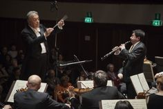 Concerto Zubin Mehta - Anja Harteros 3 maggio 2014 77° Maggio Musicale Fiorentino - 2014  Zubin Mehta dirige l'oboista Alberto Negroni © Copyright Simone Donati / TerraProject / Contrasto