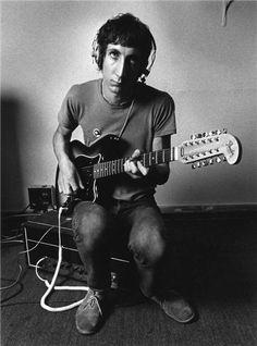 Barrie Wentzell | Pete Townshend