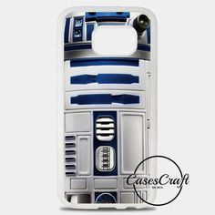 Star Wars R2D2 Blueprint Samsung Galaxy S8 Plus Case | casescraft
