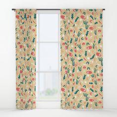 Pattern 3 C Window Curtains