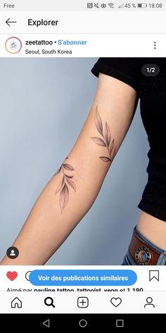 Dope Tattoos, Mini Tattoos, Leaf Tattoos, Body Art Tattoos, Small Tattoos, Tatoos, Piercing Tattoo, Piercings, Foot Tattoos For Women
