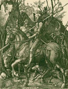 Ritter,Tod und Teufel