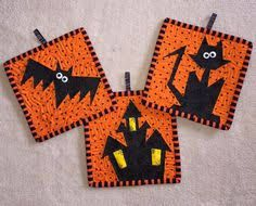 Resultado de imagen para halloween paper piecing patterns free