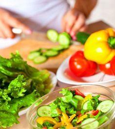 Drei Lebensmittel für eine gesunde Ernährung