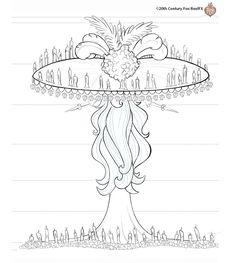 Concept Arts de The Book of Life, por Alison Donato | THECAB - The Concept Art Blog