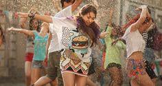 Nicole Cherry cu Antonia si Velea – Vara mea (videoclip) si versuri | Radio HiT Mix Romania Online Dance Music, Anton, Romania, Cover Up, Club, Celebrities, Beach, Youtube, Cherry