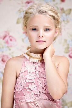 Image de girl, kids, and pink