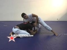 BJJ Legends.com Jiu Jitsu Technique Kyra Gracie - Modified Anaconda Chok...