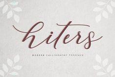 Hiters Script by Musafir LAB on @creativemarket