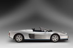 For Sale: A Bespoke Ferrari Testarossa Spider Made For The Industrial King Of Italy | Petrolicious
