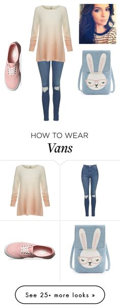 """Untitled #487"" by aminamuratovic3 on Polyvore featuring Topshop, Joie and Vans"
