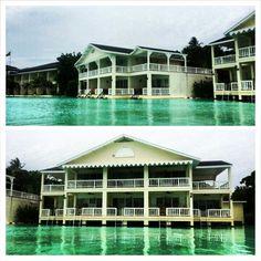 Venezian inspired pool