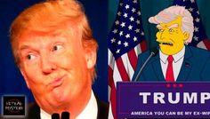 SE CUMPLEN LAS PROFECÍAS SOBRE DONALD TRUMP (Simpsons, Nostradamus..) | Divertido Viral
