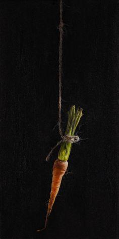 Vegetable Vanitas by Brooke Figer
