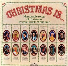 This was the Christmas album we grew up with!  THE.BEST!
