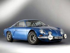 1968 Renault Alpine A110