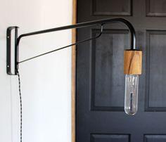 Teak Socket Light Uncovet.com ($100-200) - Svpply