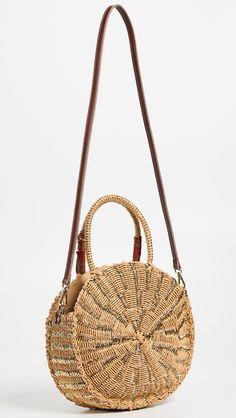 084e790aa6cf Sam Edelman Соломенная округлая объемная сумка Giuliana с короткими ручками  | SHOPBOP