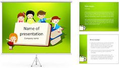 Resultado de imagen para diseños de diapositivas power point para niños                                                                                                                                                                                 Mais