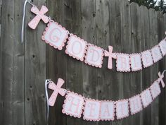 Hey, I found this really awesome Etsy listing at https://www.etsy.com/listing/130502621/baptism-banner