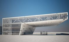 Architecture from Marseille, European Capital of Culture