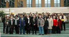 17. November 2008: Eine Besuchergruppe aus dem Landkreis Hildburghausen unter Leitung von Landtagsabgeordneten Dr. Michael Krapp besucht auf meine Einladung das Auswärtige Amt in Berlin.