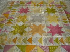 """Sweet Spot"" by Carrie Nelson of Miss Rosie's Quilt Company."