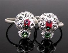 Traditional Indian Silver Toe Rings