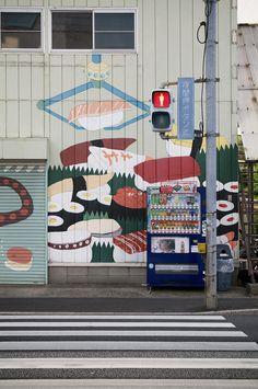 Japan Garden Bonsai - Japan Photography Women - Japan Fashion Old - Japan Anime Your Name - Aesthetic Japan, Japanese Aesthetic, City Aesthetic, Aesthetic Backgrounds, Aesthetic Wallpapers, Instagram Cool, Japan Street, Graffiti, Scenery Wallpaper