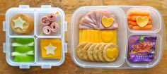 Winning the lunchbox wars with @MOMables cracker lunch remakes!