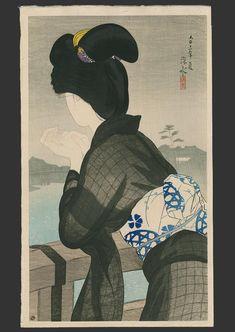 Ito Shinsui Japanese, 1898-1972 Publisher: Watanabe Yoshitomo Japanese, 1889-1963