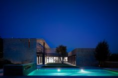 Villa #Petraia - Project by Stevan #Tesic, Light designer Marco #Pollice von Bulow. —