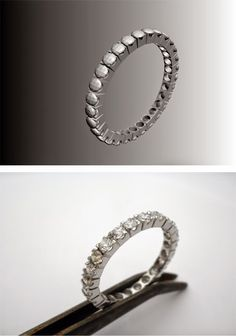 - the creative act - ''luminous ring'', jewelry design, .