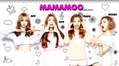 Mamamoo | 4 Girls In Black Symbol