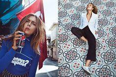 Eurowoman Magazine December 2015 – Veneda Budny by Rasmus Weng Karlsen