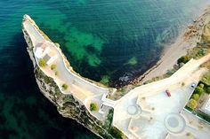Capela de Nossa Senhora da Rocha – Porches, Algarve (Portugal). Senhora da R...