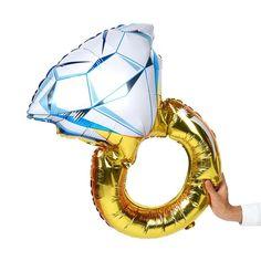 Una din cele mai tari idei de Cadouri pentru Burlacite - Balon in forma de Inel de Logodna deoarece nici o petrecere de burlacite nu trebuie sa existe fara cel putin un astfel de balon  #incrediblepunctro #cadou #cadouri #baloninel #inel #balon #logodna #cadouripentruburlacite Mai, The Incredibles, Outdoor Decor, Home Decor, Hip Bones, Diamond, Decoration Home, Room Decor, Interior Decorating