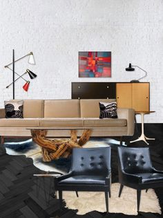 modern interior design mcm mid century modern luxury contemporary