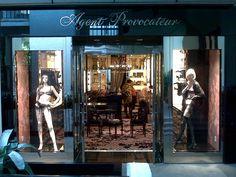 Agent Provocateur Lingerie Store (USA) <3<3<3<3<3