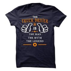 Awesome Tee Truck Driver T shirts
