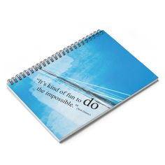 Spiral Notebook  Ruled Line Special Gifts For Her, Gifts For Him, Disney Specials, School Notes, Office Wall Decor, Do Your Best, Motivational Posters, Line, Spiral