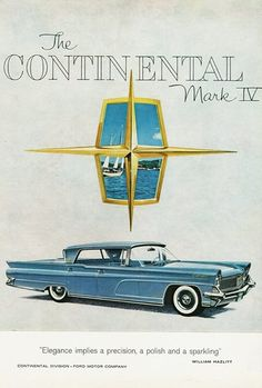 1959 Lincoln Continental Mark lV Landau