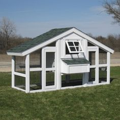 Super Coop DeVille Custom Chicken Coop Duck Or Rabbit, Farm Lifestyle, Chicken Coops, Chicken Tractors, Chicken Coop Designs, Chicken Runs, Fried Chicken, Chickens Backyard, Backyard Birds