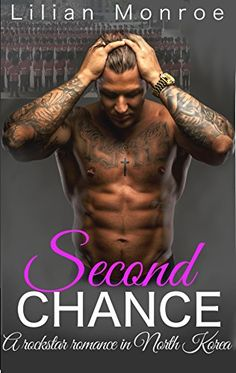Second Chance: A Rockstar Romance in North Korea Bad Cover, Modern Romance, Second Chances, Book Boyfriends, Book Girl, North Korea, Film, Audio Books, Reading